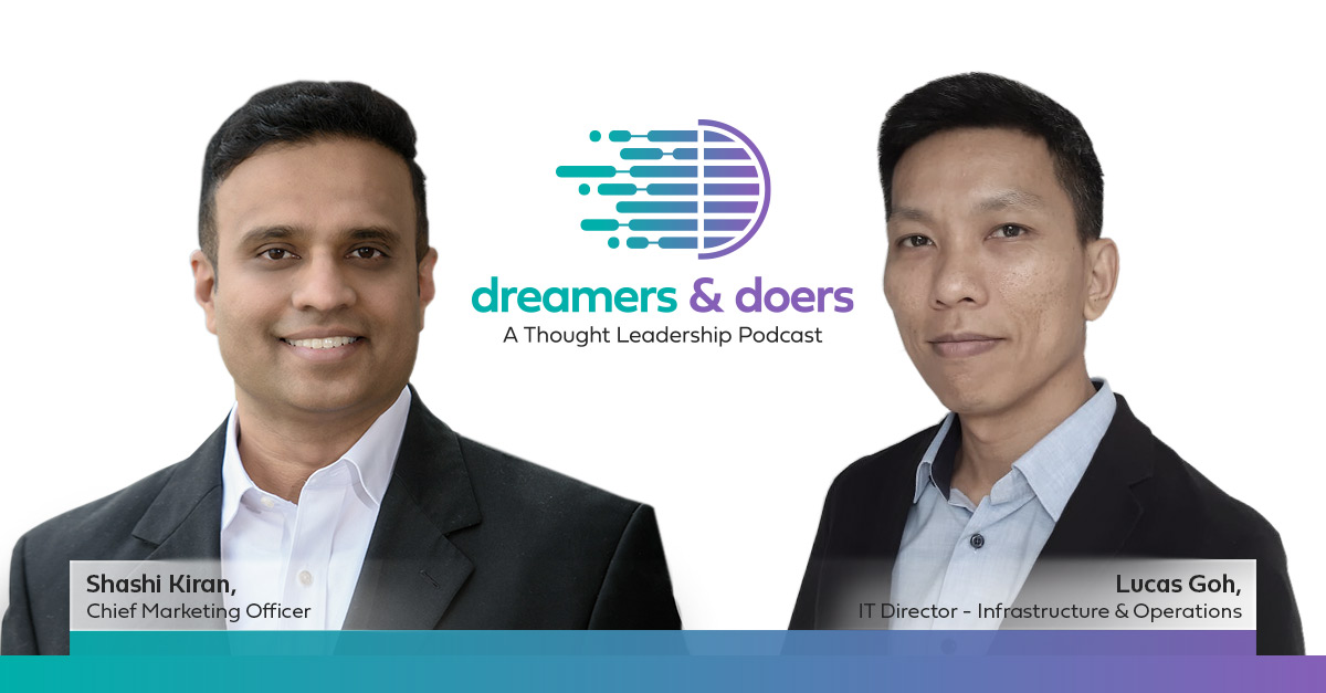 Dreamers and Doers Podcast Episode 2