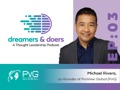 Culture and Connectivity as keys to success – Podcast featuring PvG Global
