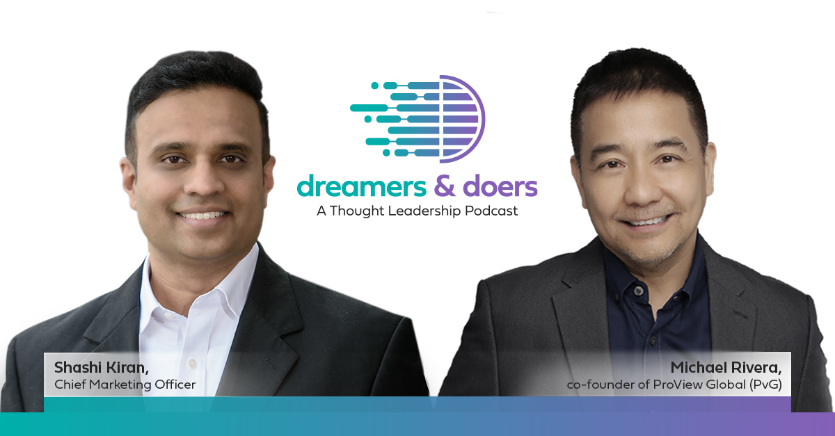 Dreamers and Doers Podcast Episode 3