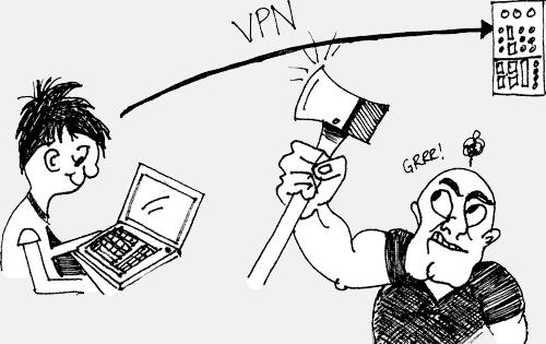 Intercept VPN