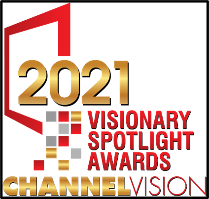 Channel Vision's 2021 Visionary Spotlight Awards
