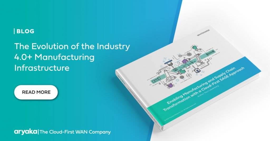 The Evolution of the Industry 4.0+ Manufacturing Infrastructure